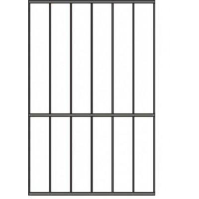 Решетка на окно №69