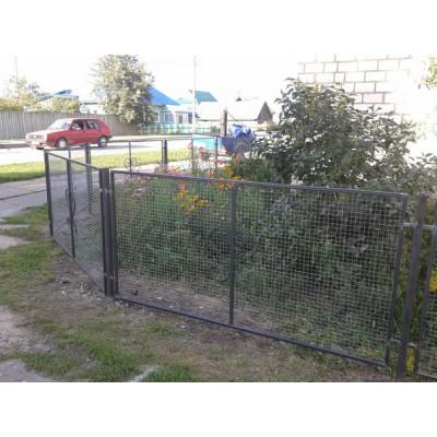 Забор сварной №240
