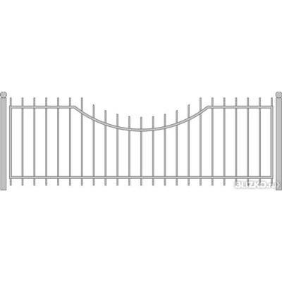 Забор сварной №0248