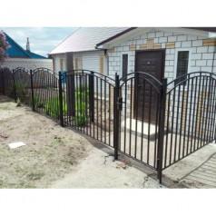 Забор сварной №0238
