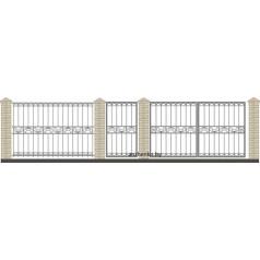 Забор кованый №030