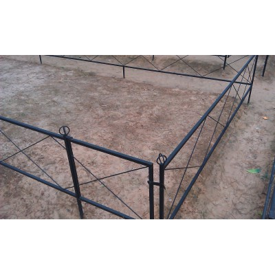 Ограда на могилу №10