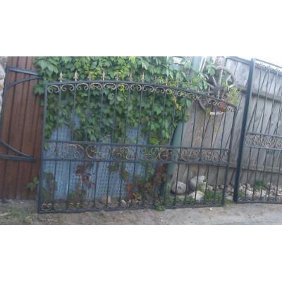 Забор кованый №067 в Могилеве