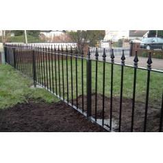 Кованый забор №0270
