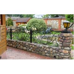 Забор кованый в Гомеле №0260