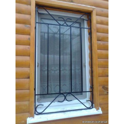 Решетка на окно №067