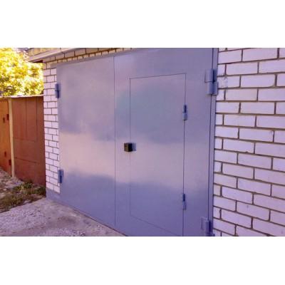 Ворота гаражные №1