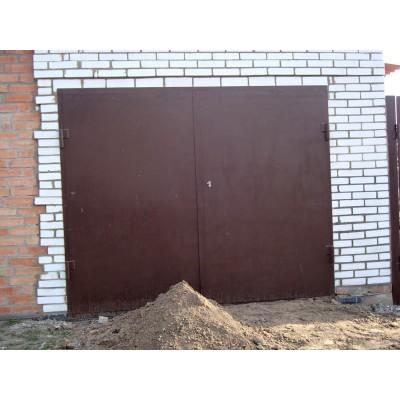 Ворота гаражные №2
