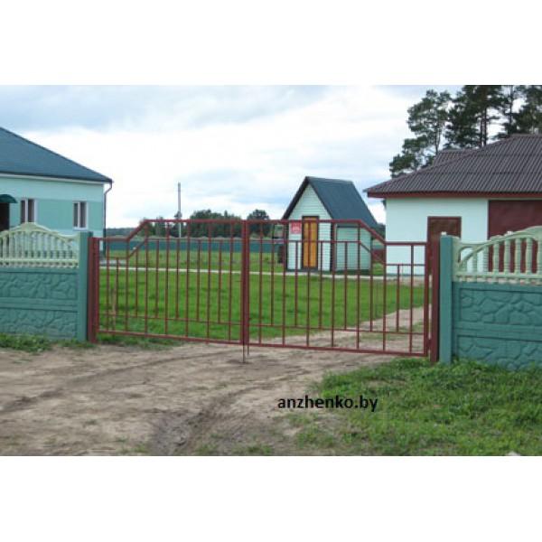 Ворота сварные