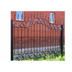 Забор кованый №0159 в Минске