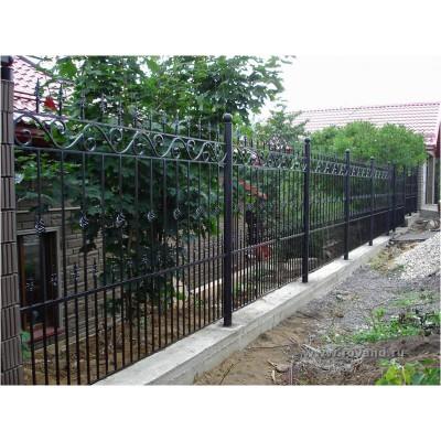 Забор кованый №0201 В Гомеле